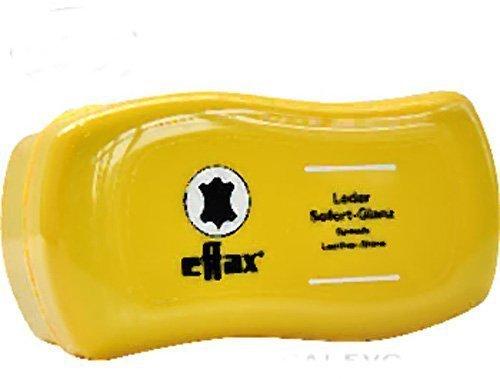 Effax Leder Sofortglanz   Leder Pflege Sofortglanz   Leder Sofort Glanz Schwamm in Dose