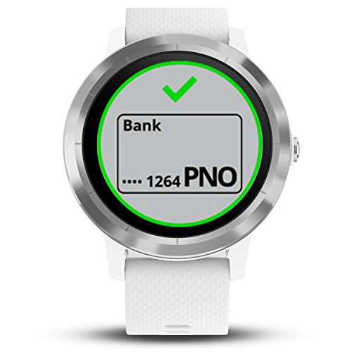 Garmin vívoactive 3 GPS-Fitness-Smartwatch - vorinstallierte Sport-Apps, kontaktloses Bezahlen mit Garmin Pay - 2