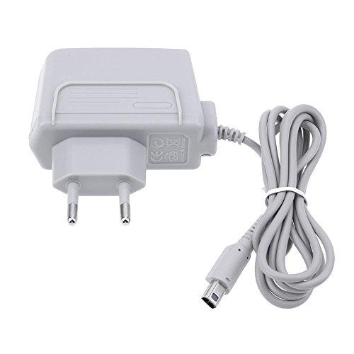 Everpert Wand Reise Ladegerät Netzteil Kabel für Nintendo 3DS XL