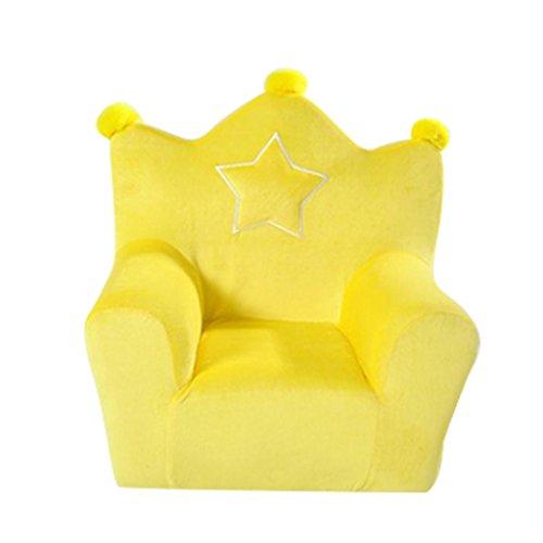 ALUK- small stool Siège Confortable pour Enfants Multifonctions Lavable canapé Couleur Belle Mignon canapé de Bande dessinée siège Creative Anniversaire Cadeau L42cm * W34cm * H47cm