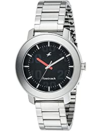 Fastrack Casual Analog Black Dial Men's Watch - 3121SM02