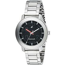 (CERTIFIED REFURBISHED) Fastrack  Analog Black Dial Men's Watch - 3121SM02