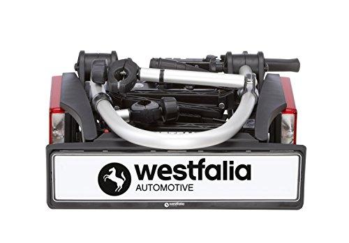 Westfalia Universal Fahrradträger BC 60 für die Anhängerkupplung