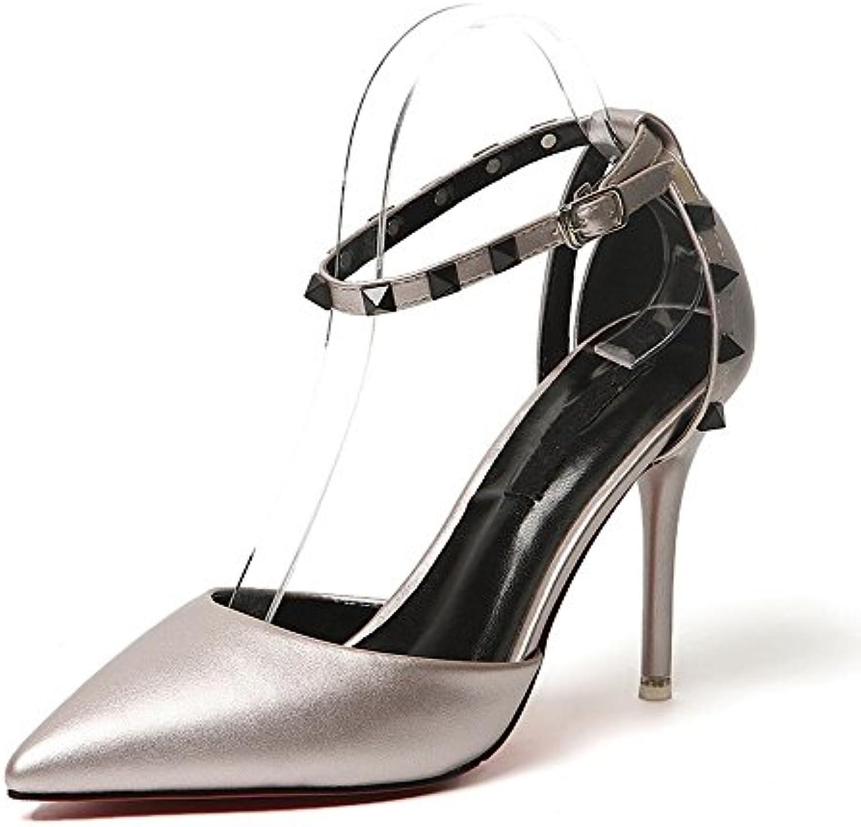 BAJIAN-LI Alta heelsdonna sandali estivi di Peep Peep Peep toe scarpe basse Ladies Flip Flop sandali scarpe | Meraviglioso  | Uomo/Donna Scarpa  30bc73