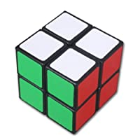 XXWG 2x2x2 Single Hand Magic Puzzle Cube Toy Speeding Puzzle Competition Race Speed Classic Games Twist