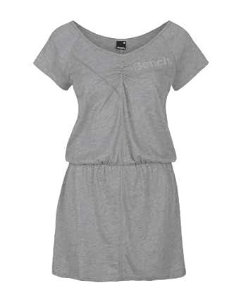 Bench Damen Kleid Kleid Alexandra grau (griffin marl) Medium