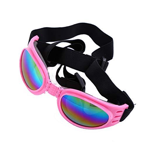 Fliyeong Mode Haustier Brille Hund Sonnenbrille Auge tragen Schutz Wasserdichte haustierbrille Brille