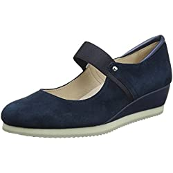 Stonefly Damen Francy 5 Pumps, Blau (Navy 100), 39 EU