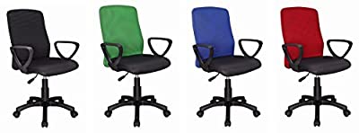 Home & Office Computer Swivel Mesh Chair With Adjustable Height (5 COLORS) - inexpensive UK light store.