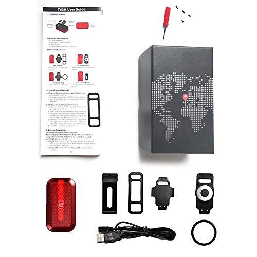Nuevo T630 Rastreador GPS Para Perros Niños Mascotas Rastreador Localizador Standby 7...