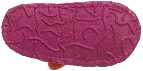 Nanga Eule, Chaussures Marche Bébé Fille Violett (Fuchsia)