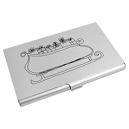 Preisvergleich Produktbild 'Sankt Schlitten' Visitenkartenhalter / Kreditkarte Geldbörse (CH00011569)
