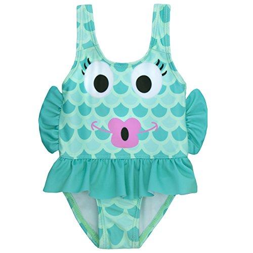 Babys/Kleinkinder Neuheit Tier Schwimmen Kostüm - 3 Monate bis 6 Jahre (12-18 Monate, ()