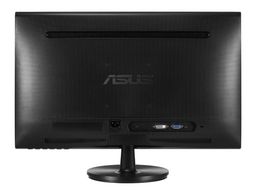 ASUS VS247NR Widescreen entire HD LED Monitor 1920 x 1080 TN 5 ms DVI D D Sub 236 inch Black Products