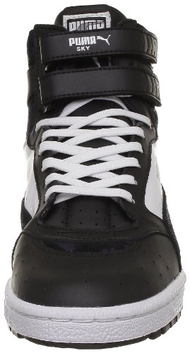 Puma Sky II Hi Shmr Wn'S, Baskets mode femme Noir (02Black/White)