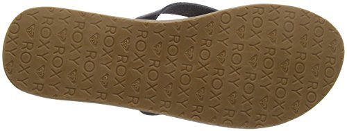 Roxy Jyll, Infradito Donna Multicolore (Black)
