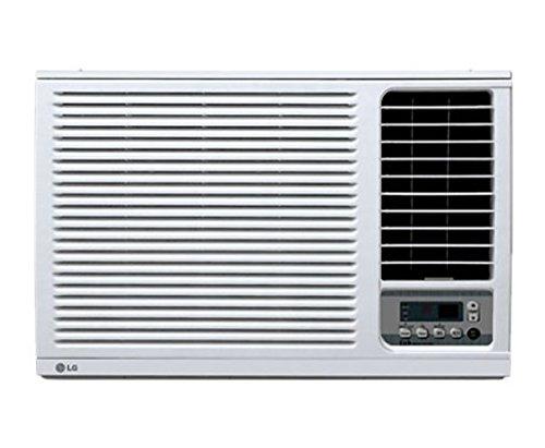 LG Electronics 1.5 Ton 3 Star Window AC (LWA18GWXA, White)