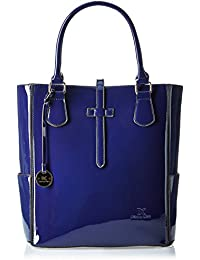 Diana Korr Women's Shoulder Bag (Blue) (DK25HDBLU)