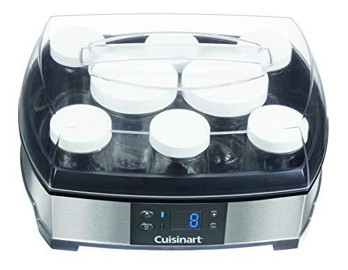 Cuisinart YM400E Joghurt- und Frischkäsebereiter (40 Watt) silber - 6