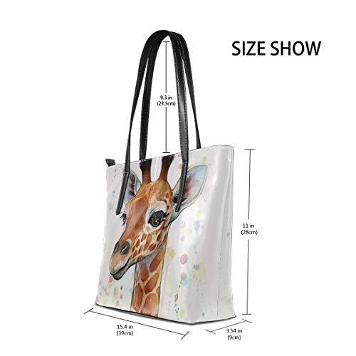 Zoom IMG-1 sotyi ltd baby giraffe acquerello