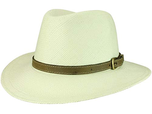 Bigalli Chapeau Traveller Discovery Homme - blanc