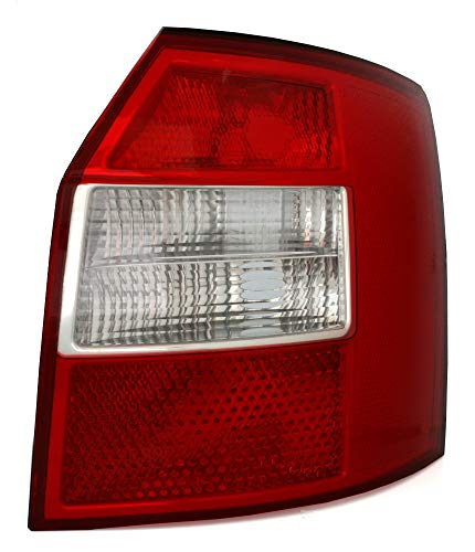 LED LUCI POSTERIORI SET PER PEUGEOT 206 8//98 in Rosso Bianco Vetro Chiaro Luci Posteriori