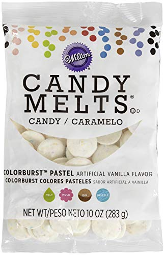 Wilton Candy Melts 10oz-Colorburst Pastels -