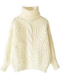 Suchergebnis auf Amazon.de für  Grobstrick-Pullover, - Damen  Bekleidung a385cd65e3