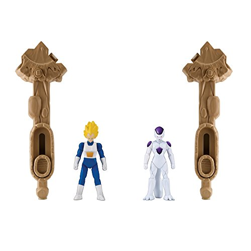 Dragon Ball Super - Pack de Combate Final: Vegeta & Freezer (Bandai 35942)