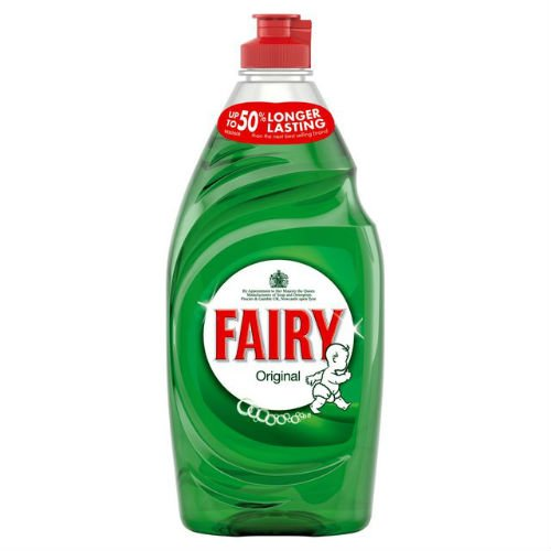 Fairy detersivo liquido originale 530 ml di