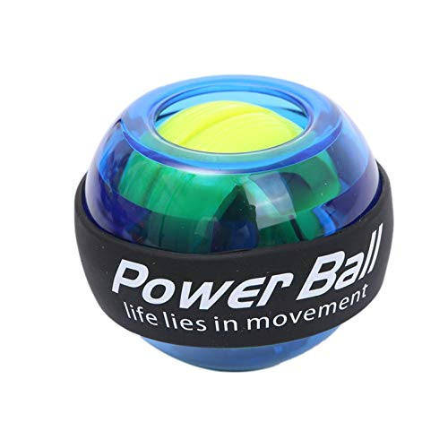 Yiylia Powerball giroscopios - Muñeca fortalecedor, Relax Entrenador giroscopio de la Bola muñeca...