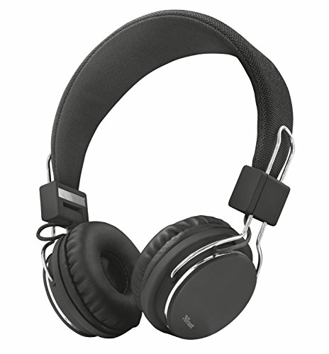 Trust Urban Ziva - Auriculares Diadema Ajustable micrófono