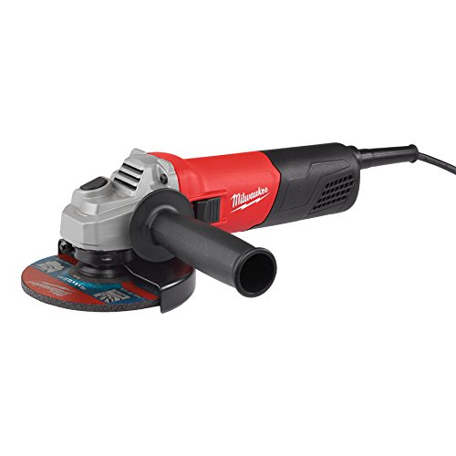 Milwaukee AG 800-125 E Amoladora angulas, 800 W, 12 V