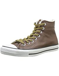 Converse All Star Hi Suede Shearling Chocolate 111516 Unisex - Erwachsene Fashion Sneakers