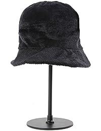 Categoría sombreros de mujer, nueva colección otoño-invierno Hat gorro de lana,negro, 59