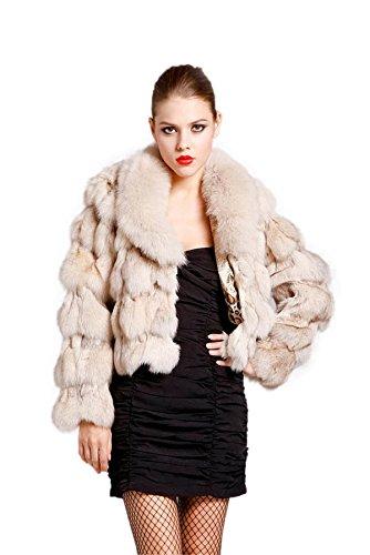 AORUI Damen Mantel Beige - Beige