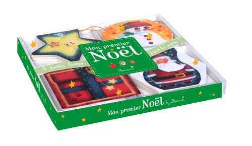 Mon premier Noël : 4 petits livres à suspendre pour le sapin ! par Magali Fournier