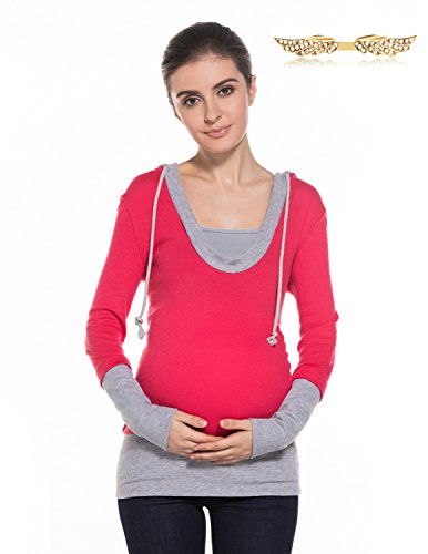 byd-ropa-premama-sudaderas-con-capucha-empalme-hoodie-encapuchada-mujer-mama-blusas-camiseta-deporti