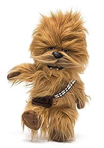 Star Wars 75467-Roaring Chewbacca 45cm Con 8Diferentes Chewbacca Sounds-boca y ojos se mueven-En Paquete de regalo-TV de artículo , Modelos/colores Surtidos, 1 Unidad