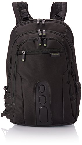 Targus Spruce EcoSmart Backpack 15.6″ Notebook backpack – Funda (39,6 cm (15.6″), Notebook backpack, De plástico, 1,06 kg, 374,6 x 260 x 38,8 mm, 330 x 476 x 209,5 mm)