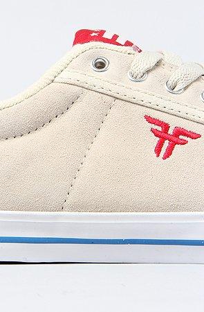 Fallen BOMBER 41070049, Chaussures de skateboard mixte adulte Blanc