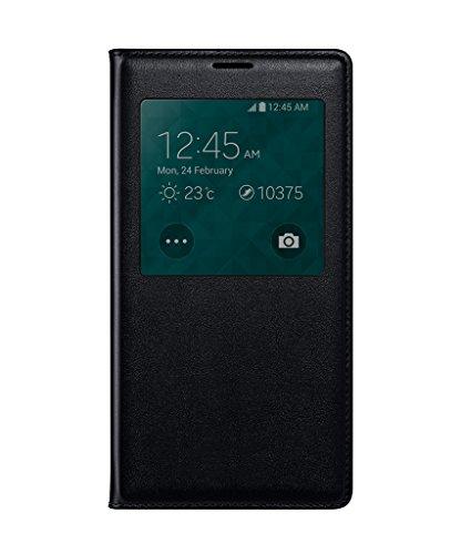Moto G5 Plus (5.2 INCH) Flip Cover Case for Moto G5 Plus Flip Cover Case Black Moto G Plus 5th Gen by FABUCARE