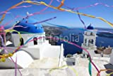 druck-shop24 Wunschmotiv: Grèce - Santorin #121916800 -
