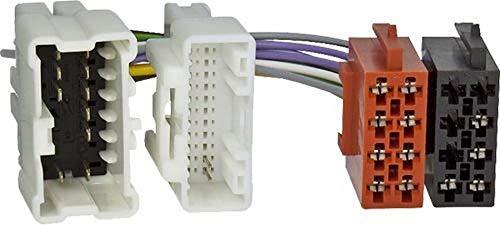 Acv 1252-02Radio Cable de conexión > ISO Norma