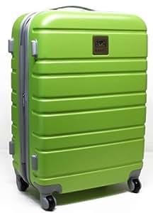 xxxl riesiger hartschalen koffer tsa zahlenschloss trolley 150 liter gr n s2031. Black Bedroom Furniture Sets. Home Design Ideas
