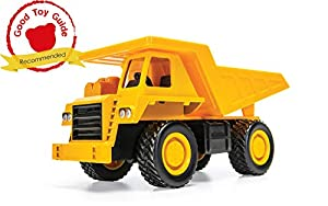 Corgi CH050 Chunkies Dump Truck, Amarillo