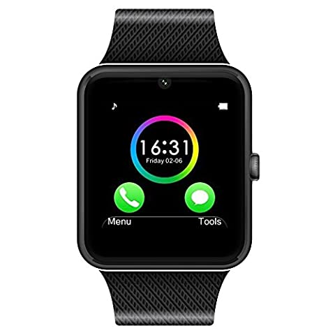 LaTEC Montre Bluetooth 1.54