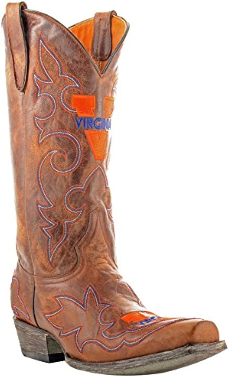 NCAA Virginia Cavaliers Herren Gameday Stiefel