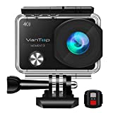 VanTop Caméra Sport 4k WiFi Ultra HD 16MP 29...