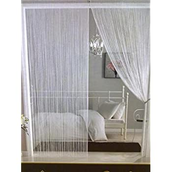 A Express® String Curtains Door Fly Screen Windows Divider Patio Net Fringe